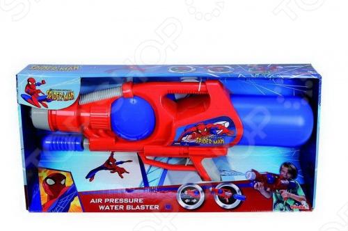 Фото - Оружие водное Simba «Человек-паук» водное оружие миссия брызгалка волна