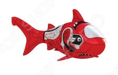 Роборыбка Zuru «Акула» игрушка zuru robofish акула grey 2501 5