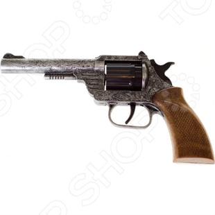Пистолет Edison Giocattoli Dakota Metall Western пистолет edison giocattoli dakota metall western