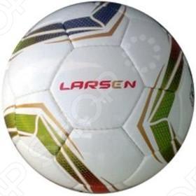 Мяч футбольный Larsen 10 мяч футбольный larsen larsen futsal sala