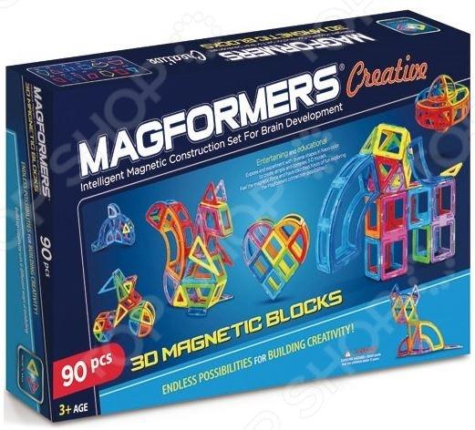 Конструктор магнитный Magformers Creative 90