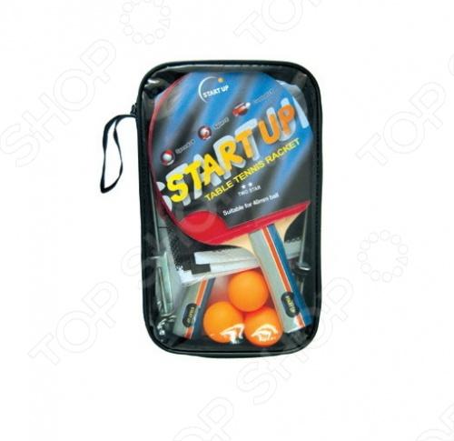 Набор для настольного тенниса Start Up BB-20/2 star Start Up - артикул: 57787