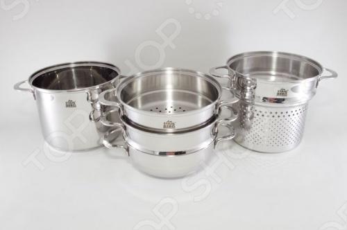 Набор кухонной посуды Stahlberg MADELINA 1805-S набор кухонной посуды