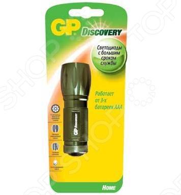 Фонарь светодиодный GP Batteries LHE203-CR1