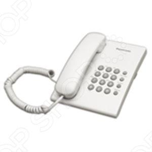 Телефон Panasonic KX-TS2350 RU-W