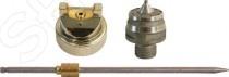Набор запчастей к краскопульту FIT 81147Аксессуары для краскораспылителей<br>Набор запчастей к краскопульту FIT 81147 предназначен для краскопульта FIT 81011. В набор входят: распылитель, форсунка, игла с диаметром выходного отверстия 1,2 мм. Все элементы сделаны из латуни и нержавеющей стали и помогут продлить срок работы вашего краскопульта.<br>