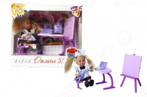 Кукла Еви с аксессуарами Simba «Школьница»