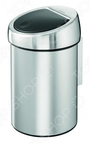 Бак для мусора Brabantia Touch Bin. Объем: 3 литра