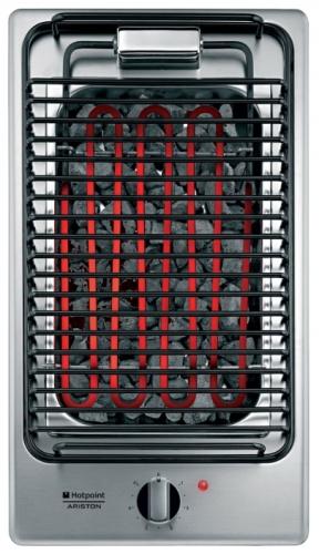 Электробарбекю встраиваемое Hotpoint-Ariston DK B (IX)