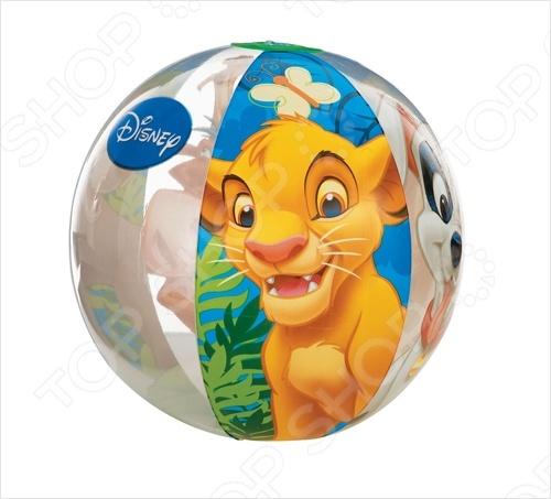 Мяч надувной Intex Дисней 58045 - это отличный детский, сделанный из прочного материала мяч с рисунками. Мяч подарит море позитива, веселое времяпрепровождение за игрой, а также улыбку на лице ребенка. Разумная цена, хорошее качество.