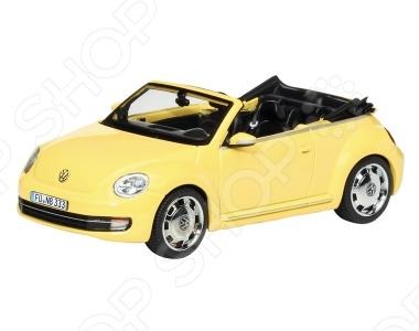 Модель автомобиля 1:43 Schuco VW Beetle Cabrio