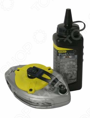 Набор: шнуровка с меловым порошком STANLEY FatMax Xtreme 0-47-488