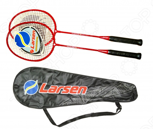 Набор для бадминтона Larsen 501PRO сумка для ракеток larsen wb020d красный