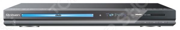 фото DVD-плеер Rolsen RDB-302, DVD и Blu-Ray плееры