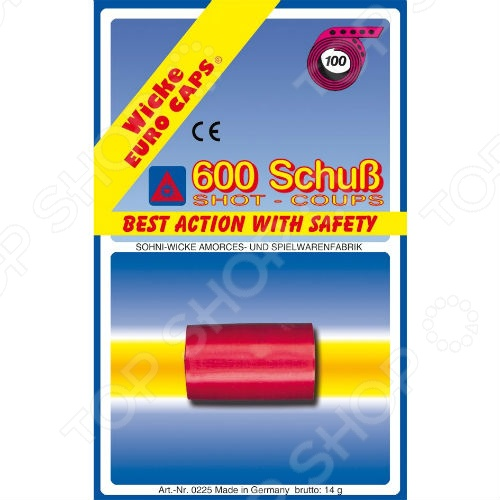 Пистоны Sohni-Wicke 100-зарядные Пистоны Sohni-Wicke 100-зарядные /600