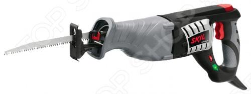 Пила сабельная Skil 4900LK это отличная пила, которая поможет вам выполнить работу быстро и аккуратно. Мощный двигатель с высокой частотой вращения подойдет для пропила и обруба. Есть индикатор включения питания, который покажет готовность инструмента к работе. Мягкое покрытие эргономичной рукояти оптимально для управления инструментом. Регулируемая скорость позволит вам производить аккуратную резку или высокоскоростной распил.