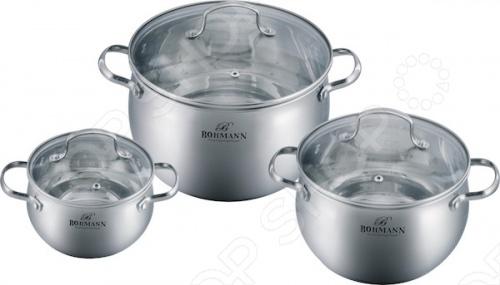 Набор кухонной посуды Bohmann BH-0203
