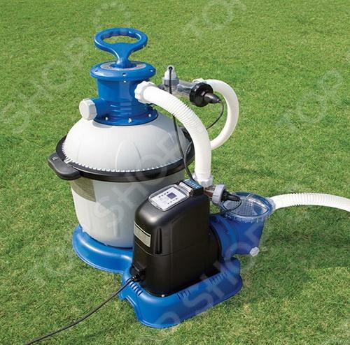 Фильтр-насос песочный для бассейна Intex 56672
