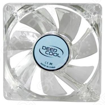 все цены на Вентилятор корпусной DeepCool XFAN 80L/B онлайн