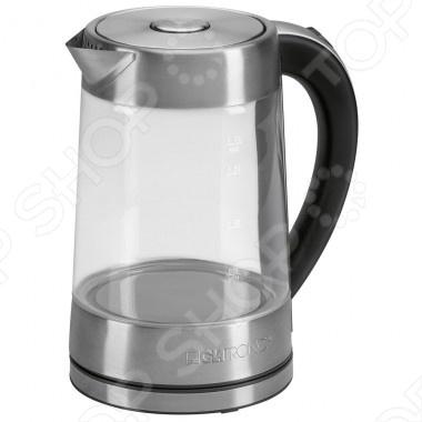 Чайник Clatronic WK 3501 G электрический чайник clatronic wk 3501 g inox
