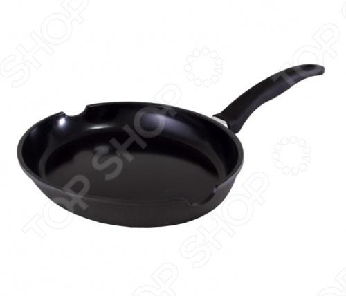 Сковорода Stahlberg овальная сковорода овальная 34х24х4 5 см stahlberg 2512 s