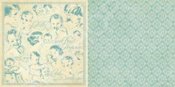 фото Бумага для скрапбукинга двусторонняя Graphic 45 Lullaby, купить, цена