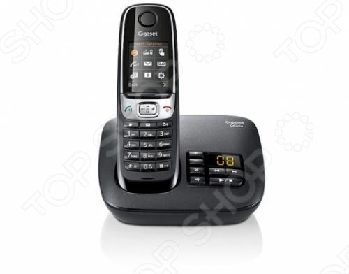 Радиотелефон Gigaset C620A Shiny радиотелефон