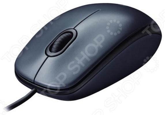 Мышь Logitech M100 Black USB