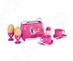 Игровой набор для завтрака FARO «Барби» 916215