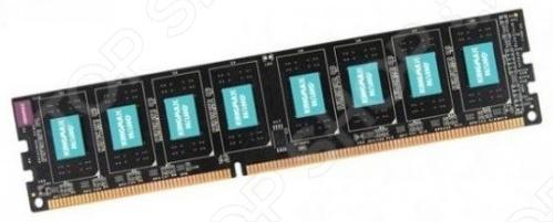Память оперативная Kingmax DDR3 4096Mb 1600MHz RTL W/O Nano