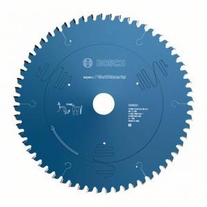 Диск отрезной для настольных циркулярных пил Bosch Expert for Wood 2608642500
