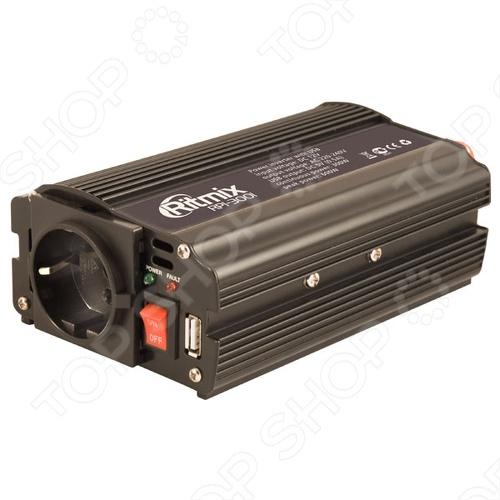 Инвертор автомобильный с USB Ritmix RPI-3001 Ritmix - артикул: 103738