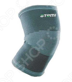 Суппорт колена эластичный закрытый ATEMI ANS-003
