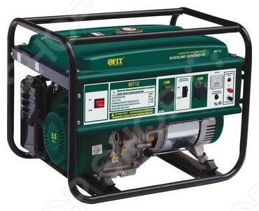 GG-2000B - бензиновый генератор ручного запуска от компании FIT. Основными преимуществами данной модели стали: автоматическая регулировка AVR , прочная стальная рама, система амортизации, поплавковый топливный индикатор, выключатель зажигания, индикатор напряжения вольтметр , защита от перегрузок, защита от перегрева и защита от снижения уровня масла. Порадуйте себя и или своих любимых и родных столь приятным, а главное, полезным подарком, как генератор бензиновый FIT GG-2000B!