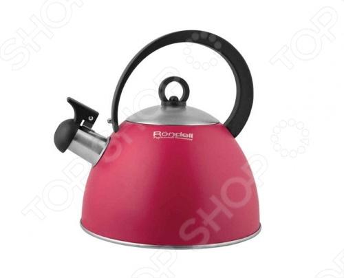 Чайник со свистком Rondell Geste RDS-361 цена и фото
