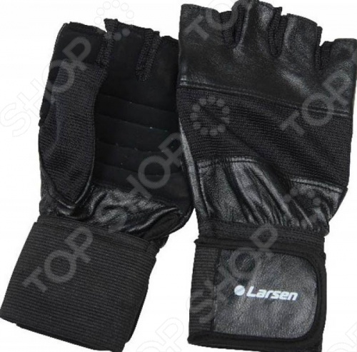 Перчатки для тяжелой атлетики и фитнесса Larsen NT502 Larsen - артикул: 53417