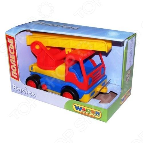 Автомобиль пожарный Wader «Базик» автомобиль volvo пожарный 8787
