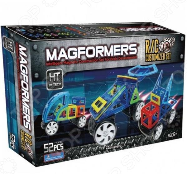Magformers  Конструктор магнитный Custom set