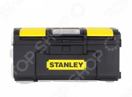 Ящик для инструментов Stanley Basic Toolbox 1-79-218 ящик для инструментов bahco 4750ptb50