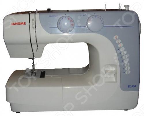 Швейная машина Janome EL530 швейная машина janome el530