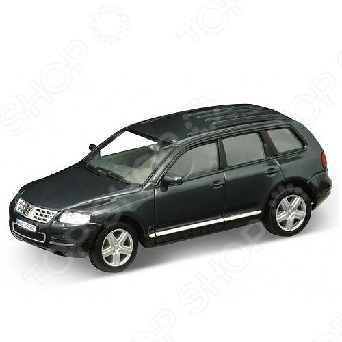 Модель машины 1:31 Welly VW Touareg. В ассортименте