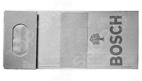Мешки для пыли Bosch для PEX/PBS/GUF, 10 шт. виброшлифмашина bosch gss 280 ave professional 0 601 292 901