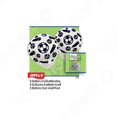 цена на Шарики надувные Everts «Футбол»