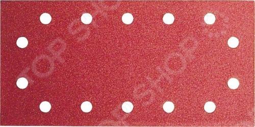 Набор шлифовальных листов Bosch 2609256B24Насадки для шлифования, полировки, чистки<br>Набор шлифовальных листов Bosch 2609256B24 это отличный набор шлифовальных дисков, который предназначен для эксцентриковых шлифовальных машин. Можно применять для обработки выпуклых и крупных поверхностей. Благодаря этим дискам вы сможете прошлифовать деревянные поверхности до идеального состояния. Размер зерна дисков равняется 240.<br>