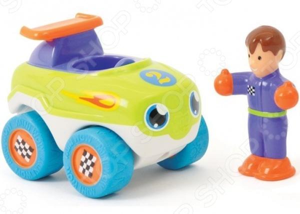 фото Автомобиль гоночный Wow «Эйс», Машинки