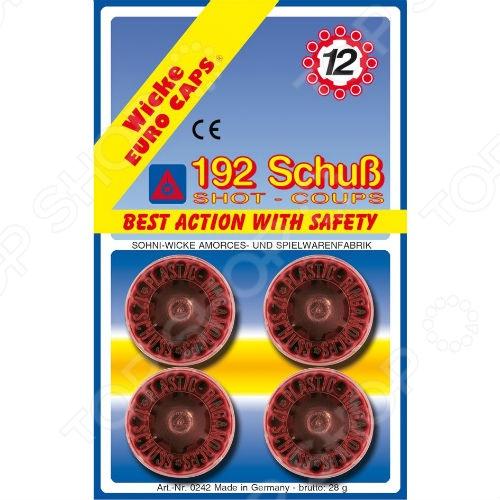 Пистоны Sohni-Wicke 12-зарядные Пистоны Sohni-Wicke 12-зарядные /192