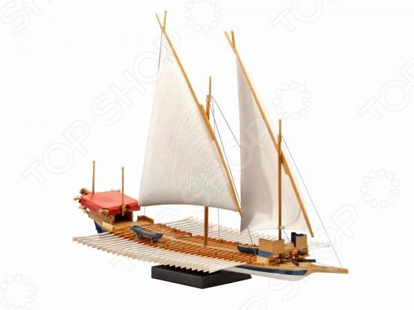 Сборная модель корабля Revell «Галера Ла Реаль»  цена
