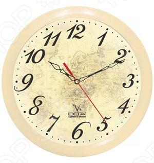 Часы настенные Вега П 1-14/7-97 жакет quelle ashley brooke by heine 7253