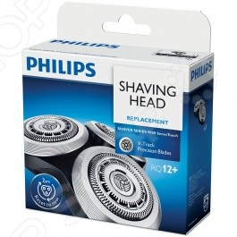 фото Бритвенная головка Philips RQ12/60, Аксессуары для электробритв