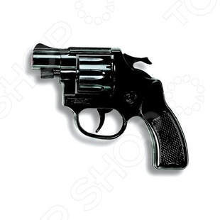Пистолет Edison Giocattoli Cobra Polizei пистолет edison giocattoli ларами